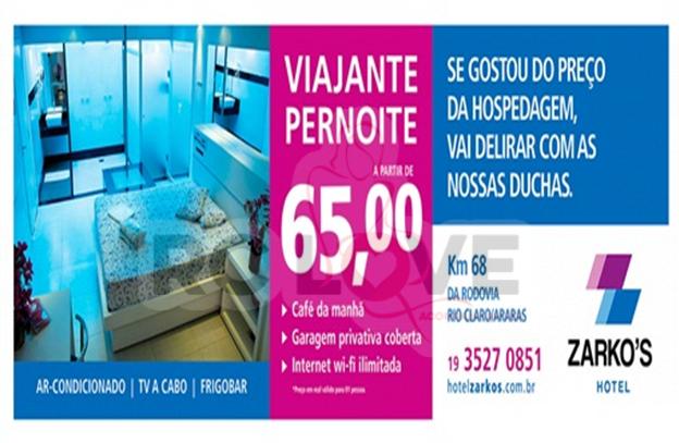 Motel Zarkos Rio Claro SP